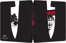 Psycho. 60th Anniversary Edition. Con Steelbook (Blu-ray + Blu-ray Ultra HD 4K) di Alfred Hitchcock - Blu-ray + Blu-ray Ultra HD 4K