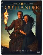 Outlander. Stagione 5. Serie TV ita (4 DVD)
