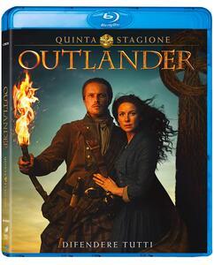 Film Outlander. Stagione 5. Serie TV ita (4 Blu-ray) Anna Foerster Brian Kelly Metin Hüseyin