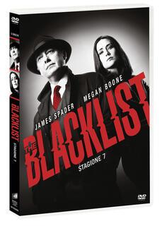 Film The Blacklist. Stagione 7. Serie TV ita (DVD) Jon Bokenkamp