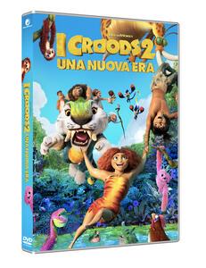 Film I Croods 2. Una nuova era (DVD) Joel Crawford