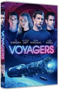 Film Voyagers (DVD) Neil Burger