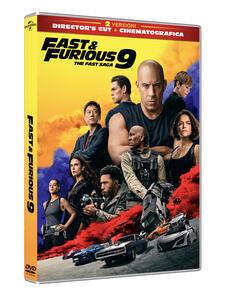 Film Fast & Furious 9 (DVD) Justin Lin