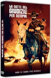Film La notte del giudizio per sempre (DVD) Everardo Gout