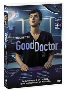 Film The Good Doctor. Stagione 3. Serie TV ita (5 DVD) Mike Listo Seth Gordon Larry Teng