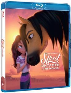Film Spirit 2- Il ribelle (Blu-ray) Elaine Bogan