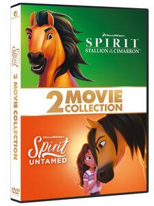 Film Spirit Collection (2 Film) (DVD) Kelly Asbury Lorna Cook Elaine Bogan