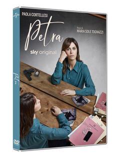 Film Petra. Stagione 1. Serie TV ita (2 DVD) Maria Sole Tognazzi