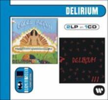 Dolce acqua - Viaggio arcipelaghi - CD Audio di Delirium