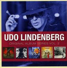 Original Album Series 2 - CD Audio di Udo Lindenberg