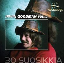 Tahtisarja V.2 - CD Audio di Irwin Goodman