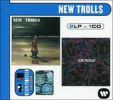 Senza orario senza bandiera - New Trolls - CD Audio di New Trolls