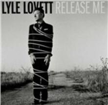 Release Me - CD Audio di Lyle Lovett