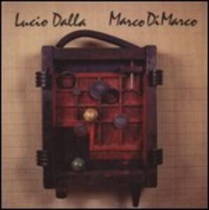 Lucio Dalla & Marco Di Marco - CD Audio di Lucio Dalla,Marco Di Marco