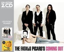 Coming Out - Pamplemousse Mecanique - CD Audio di Fatals Picards