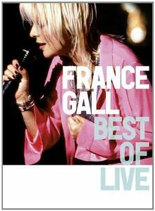 Best of Live - CD Audio di France Gall
