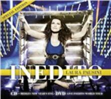 Inedito (Special Edition) - CD Audio + DVD di Laura Pausini