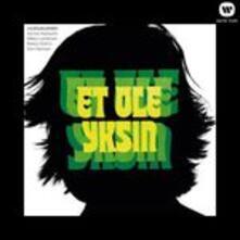 Et Ole Yksin - CD Audio di J. Karjalainen
