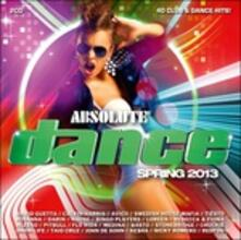 Absolute Dance 2013 - CD Audio