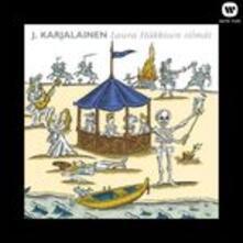 Laura Häkkisen Silmät - CD Audio di J. Karjalainen