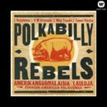 Polkabilly Rebels - CD Audio di J. Karjalainen