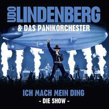 Ich Mach Mein Ding - CD Audio di Udo Lindenberg
