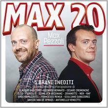 Max 20 - CD Audio di Max Pezzali