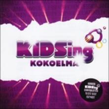Kidsing Kokoelma - CD Audio