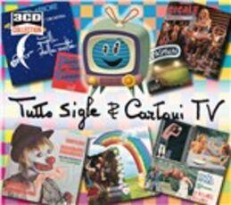 CD Tutto sigle & cartoni TV