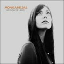 Boy From The North - CD Audio di Monica Heldal