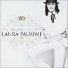 20. The Greatest Hits - CD Audio di Laura Pausini