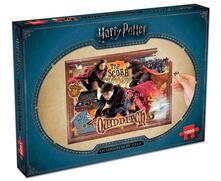 Puzzle 1000Pz Harry Potter. Quidditch
