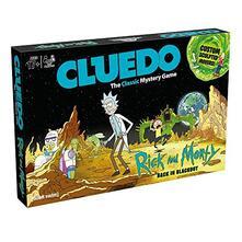 Rick And Morty: Cluedo [Edizione In Lingua Inglese]