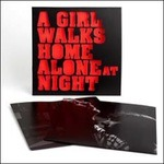 Cover CD Colonna sonora A Girl Walks Home Alone At Night