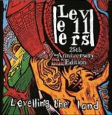 Levelling the Land (Anniversay Edition) - CD Audio di Levellers