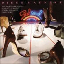Disco Madness - CD Audio