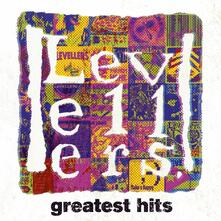 Greatest Hits - A Curious Life - CD Audio + DVD di Levellers