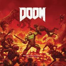 Doom (Colonna Sonora) - CD Audio di Mick Gordon