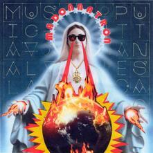 Musica alla puttanesca - CD Audio di Madonnatron