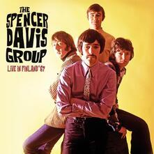 Live in Finland 1967 - CD Audio di Spencer Davis Group