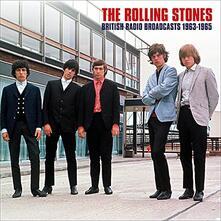 British Radio Broadcasts 1963-1965 - CD Audio di Rolling Stones