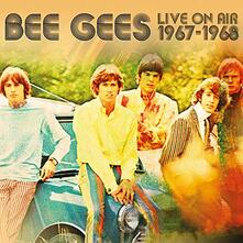 Live on Air 1967-1968 - CD Audio di Bee Gees