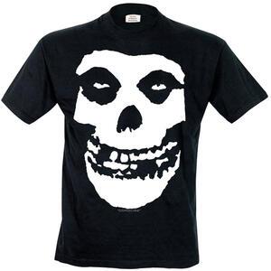 T-Shirt uomo Misfits. Skull