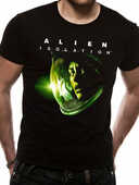 Idee regalo T-Shirt unisex Alien Isolation. Cover CID