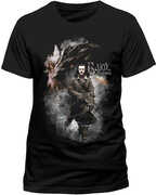 Idee regalo T-Shirt uomo Lo Hobbit. Battle of Five Armies. Bard the Bowman CID