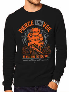 T-Shirt unisex Pierce the Veil. Tidal Wave