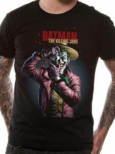 T-Shirt Unisex Tg. S Batman. Killing Joke