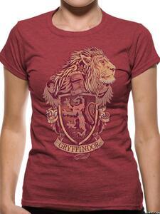 T-Shirt Unisex Harry Potter. Gryffindor