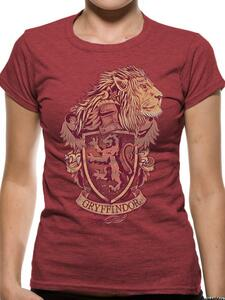 T-Shirt Unisex Harry Potter. Gryffindor
