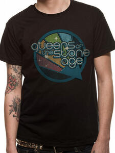 T-Shirt Unisex Tg. 2Xl Queens Of The Stone Age. Prism